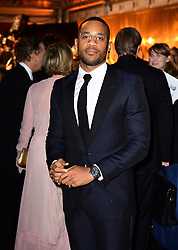 Reggie Yates attending the BFI Luminous Fundraising Gala held at the Guildhall, London.