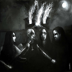 """This work was commissioned by BAHIMIRON for their """"Southern Nihilizm CD/LP 2008"""" (released August 12, 2008). http://www.bahimiron.com"""
