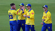 Durham Jets v Leicestershire Foxes 310719