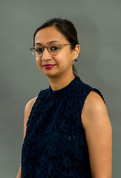 Pictured: <br /> <br /> Roma Agrawal (born March, 1983) MBE is a chartered structural engineer based in London. She has worked on several major engineering projects, including the Shard. She is a Fellow of the Institution of Civil Engineers. Agrawal is also an active diversity campaigner, championing women in engineering. <br /> <br /> <br /> <br /> Ger Harley | EEm 11 August 2018