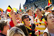 Brussels, Belgium, 21 july 2013, Belgian national day and crowning of King Filip. PHOTO © Christophe Vander Eecken / Belgitudes