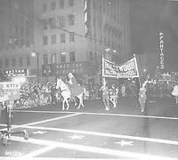1955 Santa Clause Lane Parade