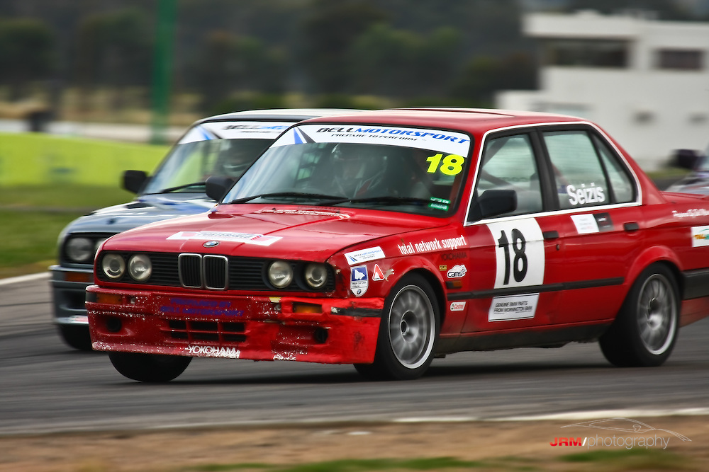 Round 3 of VMRC held at Winton Victoria