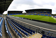 Kassam Stadium before the EFL Sky Bet League 1 match between Oxford United and Coventry City at the Kassam Stadium, Oxford, England on 9 September 2018.