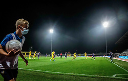 Action during football match between NK Domzale and NK Maribor in 2nd Round of Prva liga Telekom Slovenije 2020/21, on August 30, 2020 in Športni park Domzale, Slovenia. Photo by Vid Ponikvar / Sportida
