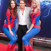 NLD/Amsterdam/20140422 - Premiere The Amazing Spiderman 2, Dre Hazes