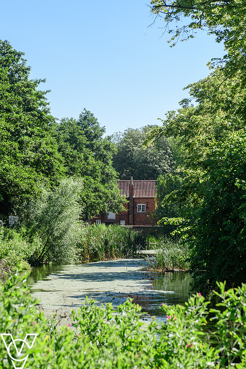 North Kesteven District Council (NKDC) stock images: Cogglesford Mill, Sleaford<br /> <br /> Picture: Chris Vaughan Photography for NKDC<br /> Date: June 25, 2018