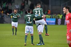 Saint Etienne vs Nimes 01 April 2019