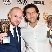 British Academy (BAFTA) Games Awards, London, UK