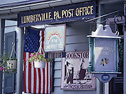 Historic Lumberville Post Office and Store, Lumberville, Bucks Co., PA