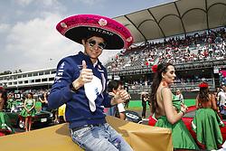 October 29, 2017 - Mexico-City, Mexico - Motorsports: FIA Formula One World Championship 2017, Grand Prix of Mexico, .#31 Esteban Ocon (FRA, Sahara Force India F1 Team) (Credit Image: © Hoch Zwei via ZUMA Wire)