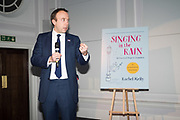 MATT HANCOCK, Secretary of State for Health and Social Care,  Rachel Kelly celebrates the publication of ' Singing In the Rain' An Inspirational Workbook. 20 Cavendish Sq. London W1. 17 January 2019.