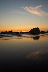 Dusk at Kalaloch Beach 4, Olympic National Park, Washington, US