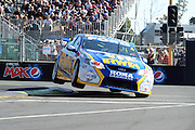 Lee Holdsworth in action during Qualifying for Race 5 of the ITM 400 Hamilton,Hamilton Street Circuit, Day Two, Hamilton City ,V8 supercars,, Photo: Dion Mellow / photosport.co.nz