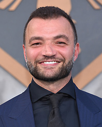 Wesley Wong at the 'Pacific Rim Uprising' Global Premiere event at Chinese Theatre on March 21, 2018 in Hollywood, CA. 21 Mar 2018 Pictured: Nick Tarabay. Photo credit: O'Connor/AFF-USA.com / MEGA TheMegaAgency.com +1 888 505 6342