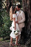 Priscila and Chris SB Courthouse Wedding