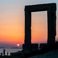 Temple of Apollo - Naxos - Greece