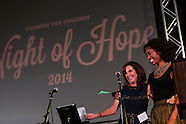 Chances for Children Night of Hope 2014