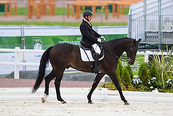 Jose Lorquet, (BEL), Fly Over 0009 - Individual Test Grade Ib Para Dressage - Alltech FEI World Equestrian Games™ 2014 - Normandy, France.<br /> © Hippo Foto Team - Jon Stroud <br /> 25/06/14