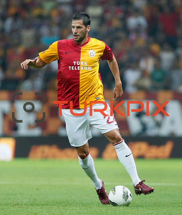 Galatasaray's Hakan BALTA during their Friendly soccer match Galatasaray between Liverpool at the TT Arena at Arslantepe in Istanbul Turkey on Saturday 28 July 2011. Photo by TURKPIX
