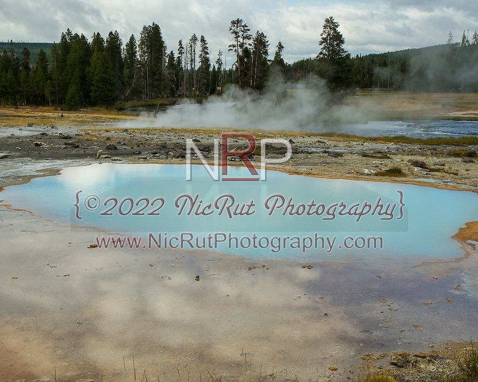 August 4, 2014: Yellowstone National Park Vacation 2014 - Day 2
