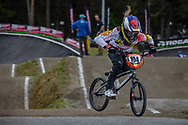 #104 (BOLLE CARRILLO Gabriela) COL during round 3 of the 2017 UCI BMX  Supercross World Cup in Zolder, Belgium,