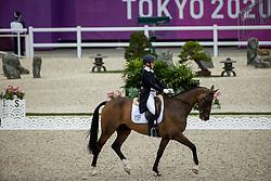 Price Jonelle, NZL, Grovine de Reve, 255<br /> Olympic Games Tokyo 2021<br /> © Hippo Foto - Dirk Caremans<br /> 30/07/2021