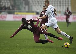 January 6, 2018 - Turin, Italy - Niang M'Baye  during Serie A match between Torino v Bologna, in Turin, on January 6, 2018  (Credit Image: © Loris Roselli/NurPhoto via ZUMA Press)