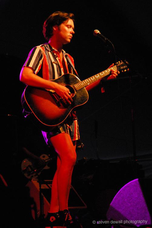 Rufus Wainwright performs at Coachella Music Festival in Indio, CA.