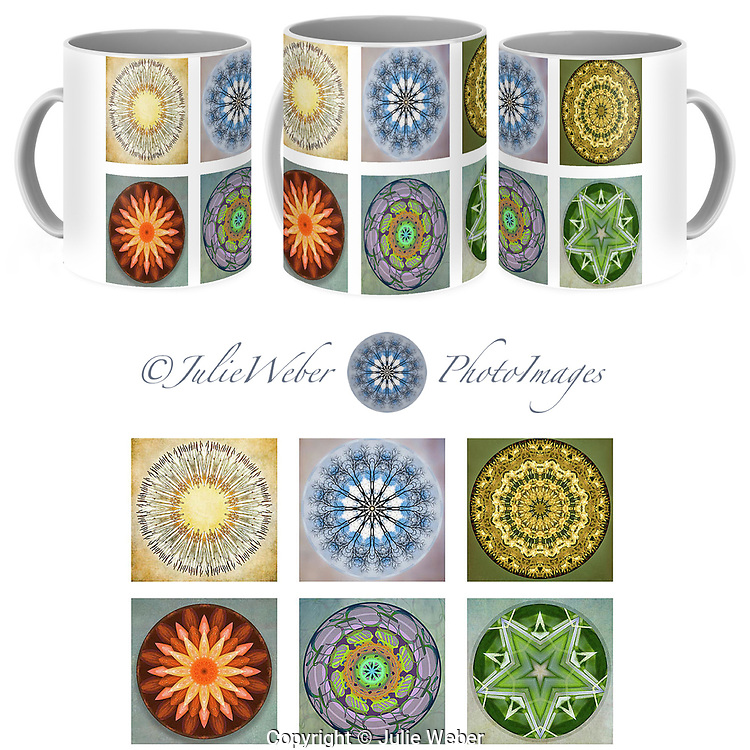 Coffee Mug Showcase   75- Shop here: https://2-julie-weber.pixels.com/products/mandala-collection-1-julie-weber-coffee-mug.html