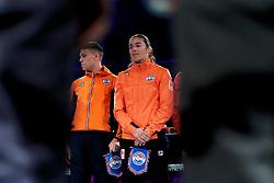 17-11-2019 NED: World Port Boxing Netherlands - Kazakhstan, Rotterdam<br /> 3rd World Port Boxing in Excelsior Stadion Rotterdam / Nouchka Fontijn (NED)