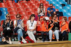 Family of Harrie Smolders, NED<br /> FEI European Jumping Championships - Goteborg 2017 <br /> © Hippo Foto - Dirk Caremans<br /> 27/08/2017,