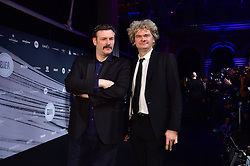 Julian Barratt and Simon Farnaby bei den British Independent Film Awards in London / 041216<br /> <br /> <br /> *** at the British Independent Film Awards in London on December 4th, 2016 ***