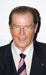 File photo dated 01/10/2014 of Sir Roger Moore, who has died in Switzerland after a short battle with cancer, his family has announced.