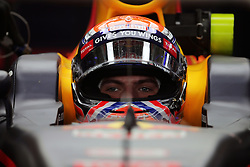 Max Verstappen (NLD) Red Bull Racing RB12.<br /> 28.10.2016. Formula 1 World Championship, Rd 19, Mexican Grand Prix, Mexico City, Mexico, Practice Day.<br /> Copyright: Moy / XPB Images / action press
