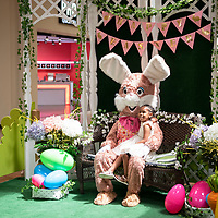 Noel Padilla, 4, poses for a portrait with the Easter Bunny Thursday, April 11 at Rio West Mall. The bunny will be at the mall through next Saturday, April 20. This Sunday, April 14, the mall will hold a sensory friendly bunny event from 1030 a.m. to 1130 a.m. before the mall opens for individuals with special needs. The food court entrance will be open for the event.