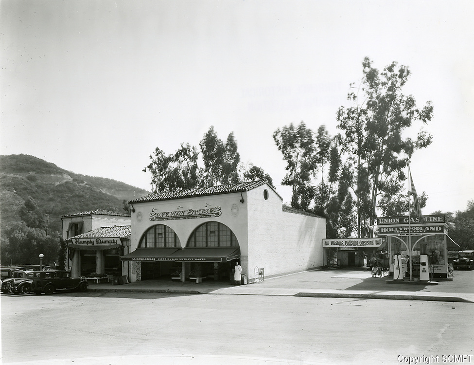 1928 Hollywoodland stores