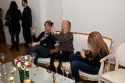 THE LAUNCH OF THE KRUG HAPPINESS EXHIBITION AT THE ROYAL ACADEMY, London. 12 December 2011.