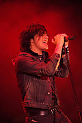 Gerard Way of My Chemical Romance in concert at Tempe Musicfest