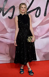 Donna Air attending The Fashion Awards 2016 at The Royal Albert Hall in London. <br /> <br /> Picture Credit Should Read: Doug Peters/ EMPICS Entertainment