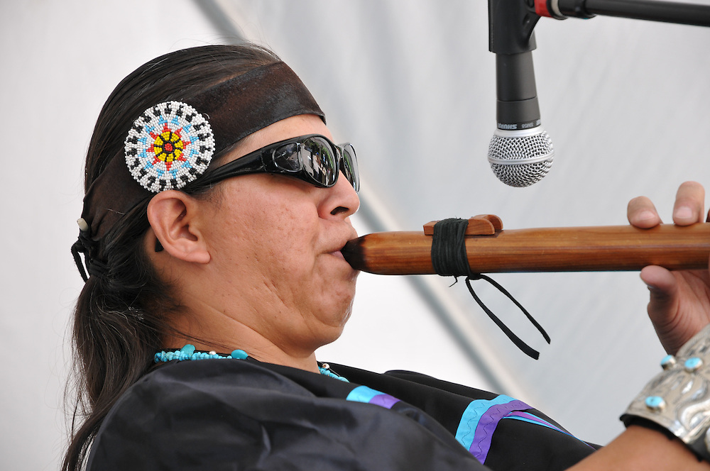 Five Winds, Four Horses concert at 2013 Tucson Folk Festival.