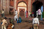 Fatehpur Sikri pilgrimage site, Uttar Pradesh