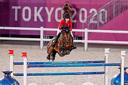 Springsteen Jessica, USA, Don Juan van de Donkhoeve, 394<br /> Olympic Games Tokyo 2021<br /> © Hippo Foto - Dirk Caremans<br /> 03/08/2021