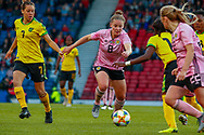 \Scotlands Kim LITTLE (Arsenal WFC (ENG)) during the International Friendly match between Scotland Women and Jamaica Women at Hampden Park, Glasgow, United Kingdom on 28 May 2019.