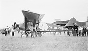 1307C-18. Tex Rankin School of Flying event. Swan Island airport.