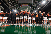 2018 Hurricanes Women's Basketball