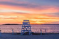 Long Beach Park (Foster Memorial Town Beach), Sag Harbor, NY