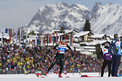 February 21, 2019 - Seefeld In Tirol, AUSTRIA - 190221 Janosch Brugger of Germany competes in men's cross-country skiing sprint qualification during the FIS Nordic World Ski Championships on February 21, 2019 in Seefeld in Tirol..Photo: Joel Marklund / BILDBYRÃ…N / kod JM / 87880 (Credit Image: © Joel Marklund/Bildbyran via ZUMA Press)
