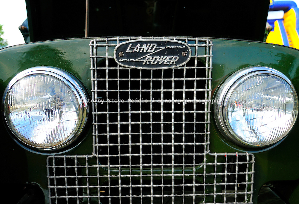 Land Rover Badge - August 2009