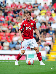 Bristol City's Neil Kilkenny - Photo mandatory by-line: Joseph Meredith / JMPUK - 30/07/2011 - SPORT - FOOTBALL - Championship - Bristol City v West Bromwich Albion - Ashton Gate Stadium, Bristol, England